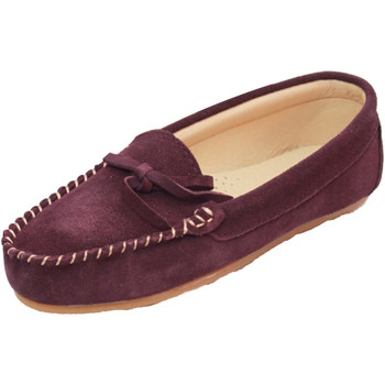 Sapatos Mulher Chinelos Eastern Counties Leather  Ameixa