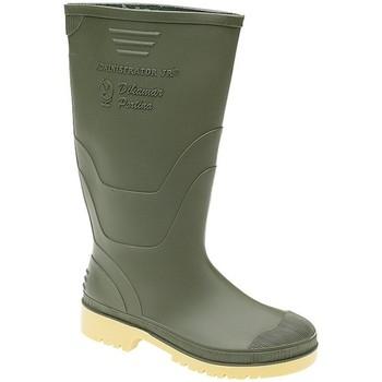 Sapatos Criança Botas de borracha Dikamar  Verde (Verde/Beige)