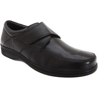 Sapatos Homem Sapatos Roamers Fuller Preto