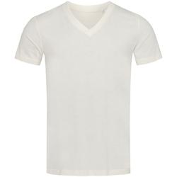 Textil Homem T-Shirt mangas curtas Stedman Stars  Branco de inverno