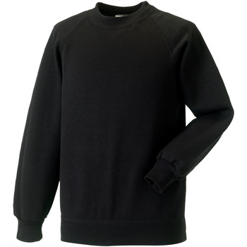 Textil Criança Sweats Jerzees Schoolgear 7620B Preto