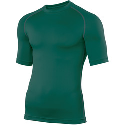 Textil Homem T-Shirt mangas curtas Rhino RH002 Garrafa Verde