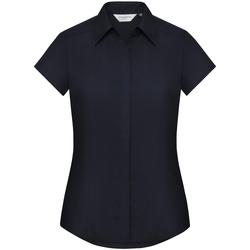 Textil Mulher camisas Russell 925F marinha francesa