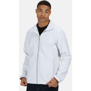 Textil Homem Casaco polar Regatta TRA628 Aço Branco/ Aço Claro