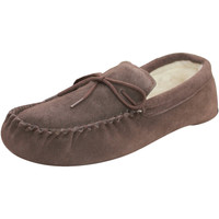 Sapatos Chinelos Eastern Counties Leather  Chocolate