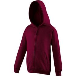 Textil Criança Sweats Awdis JH50J Borgonha