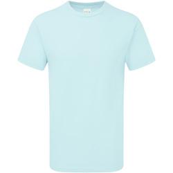 Textil Homem T-Shirt mangas curtas Gildan H000 Chambray