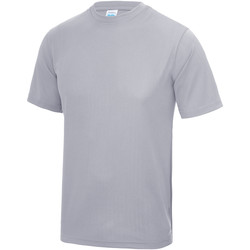 Textil Homem T-Shirt mangas curtas Awdis JC001 Heather Grey