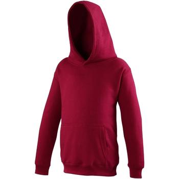 Textil Criança Sweats Awdis JH01J Pimenta Vermelha Quente