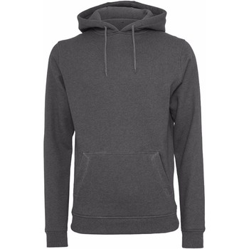 Textil Homem Sweats Build Your Brand BY011 Carvão vegetal