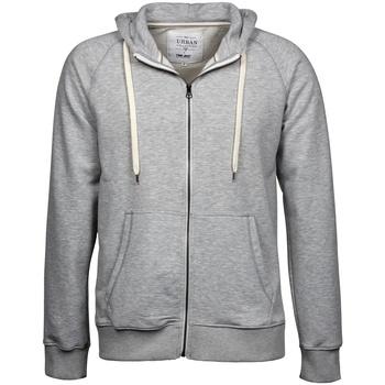 Textil Homem Sweats Tee Jays TJ5402 Heather Grey