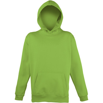 Textil Criança Sweats Awdis JH04J Verde elétrico