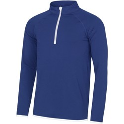 Textil Homem Sweats Awdis JC031 Azul Real/ Branco Ártico