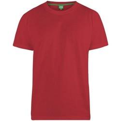 Textil Homem T-Shirt mangas curtas Duke Flyers-2 Vermelho