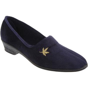 Sapatos Mulher Chinelos Sleepers Andover Azul-marinho