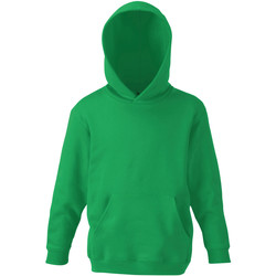 Textil Criança Sweats Fruit Of The Loom 62043 Kelly Green