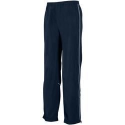 Textil Homem Calças de treino Tombo Teamsport TL051 Marinha/Navio/Reflexiva