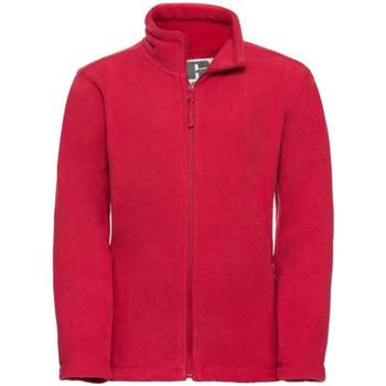 Textil Rapaz Casaco polar Jerzees Schoolgear 8700B Vermelho clássico
