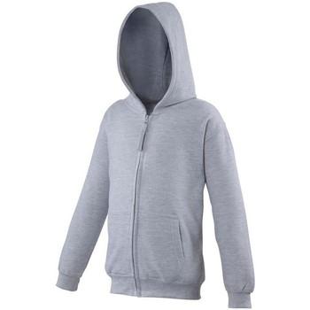 Textil Criança Sweats Awdis JH50J Heather Grey