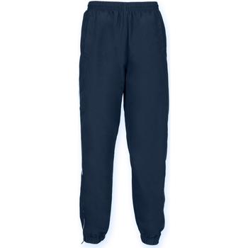 Textil Homem Calças de treino Tombo Teamsport TL470 Branco