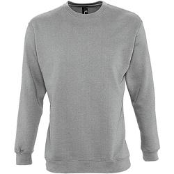 Textil Homem Sweats Sols Supreme Grey Marl