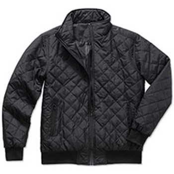 Textil Homem Jaquetas Stedman  Opala Negra