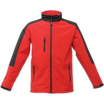 Textil Homem Corta vento Regatta TRA650 Clássico vermelho/preto