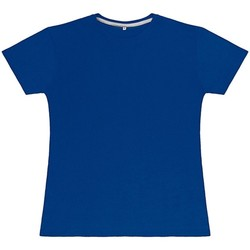 Textil Mulher T-Shirt mangas curtas Sg Perfect Royal Blue