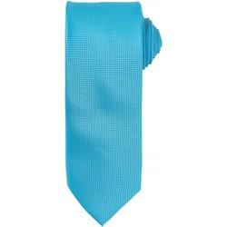 Textil Homem Gravatas e acessórios Premier PR780 Turquesa