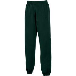 Textil Homem Calças de treino Tombo Teamsport TL047 Verde Escuro