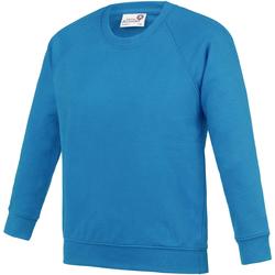 Textil Criança Sweats Awdis AC01J Sapphire Blue