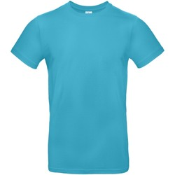Textil Homem T-Shirt mangas curtas B And C TU03T Piscina