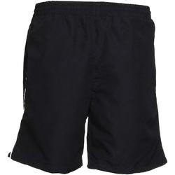 Textil Homem Shorts / Bermudas Gamegear KK980 Preto/branco