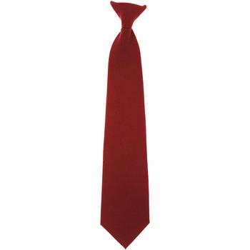 Textil Homem Gravatas e acessórios Yoko CT01 Borgonha