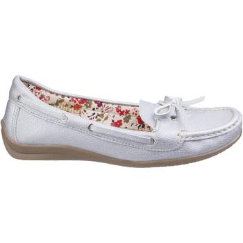 Sapatos Mulher Sapato de vela Fleet & Foster Alicante Prata