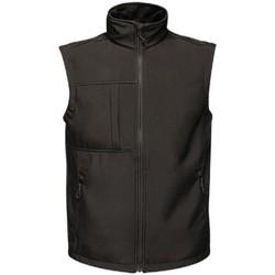 Textil Homem Casacos de malha Regatta TRA848 Preto/preto
