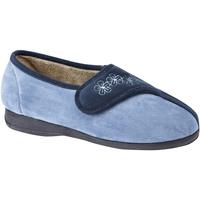 Sapatos Mulher Chinelos Sleepers  Azul