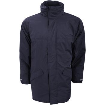 Textil Homem Parkas Result R207X Azul-marinho
