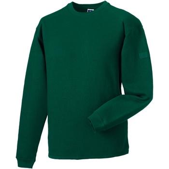 Textil Homem Sweats Russell 013M Garrafa Verde