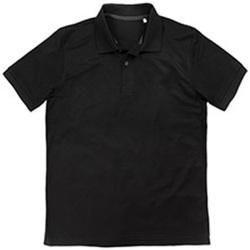 Textil Homem Polos mangas curta Stedman  Opala Negra