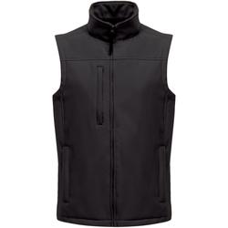Textil Homem Casacos de malha Regatta TRA788 Todos negros