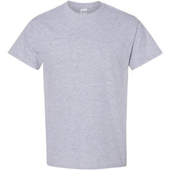 Textil Homem T-Shirt mangas curtas Gildan Heavy Sport Grey