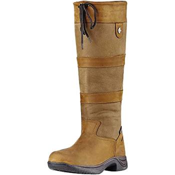 Sapatos Botas Dublin River Marrom Escuro