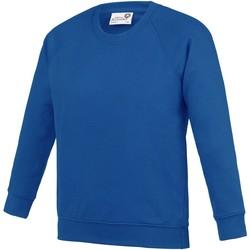 Textil Criança Sweats Awdis AC01J Royal Blue