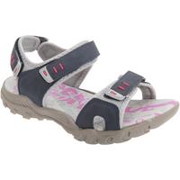 Sapatos Mulher Sandálias desportivas Pdq Toggle & Touch Marinha/Cinza