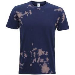 Textil T-Shirt mangas curtas Colortone TD09M Marinha