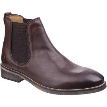 Sapatos Homem Botas baixas Cotswold  Marrom Escuro