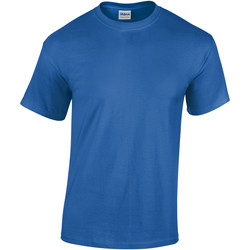 Textil Criança T-Shirt mangas curtas Gildan 5000B Real