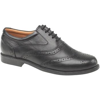 Sapatos Homem Richelieu Amblers Liverpool Preto