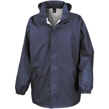 Textil Homem Corta vento Result R206X Azul-marinho